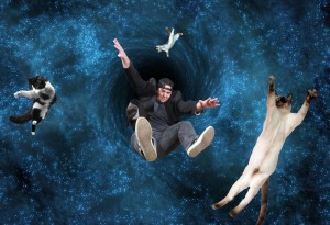 Jon in Space with Cats