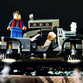 Recreating Scenes with Legos