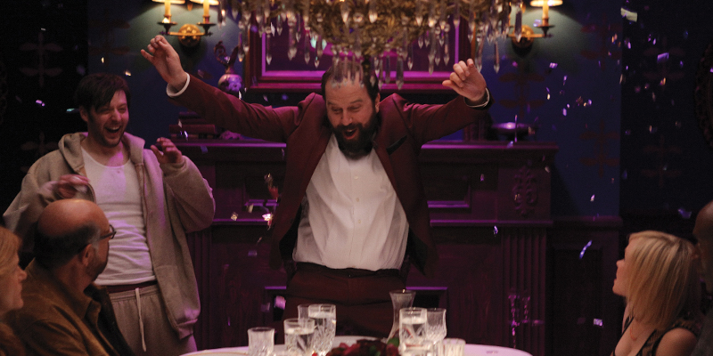 Dinner with Friends with Brett Gelman and Friends - Adult Swim / Absolutely